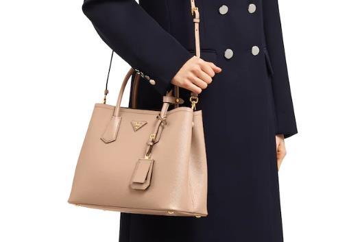 普拉达包包回收几折,Galleria皮革材质怎么样?